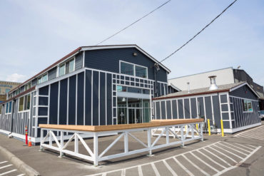 Hill Building - Exterior Front - InSODO Seattle